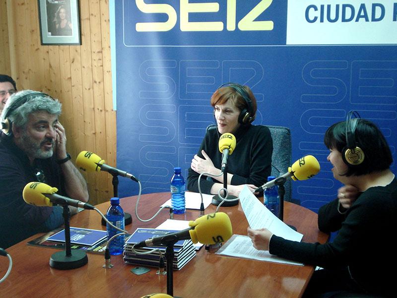 gemma-bustarviejo-cadena-ser-reportaje-solidaridad-MILLAN-SALCEDO
